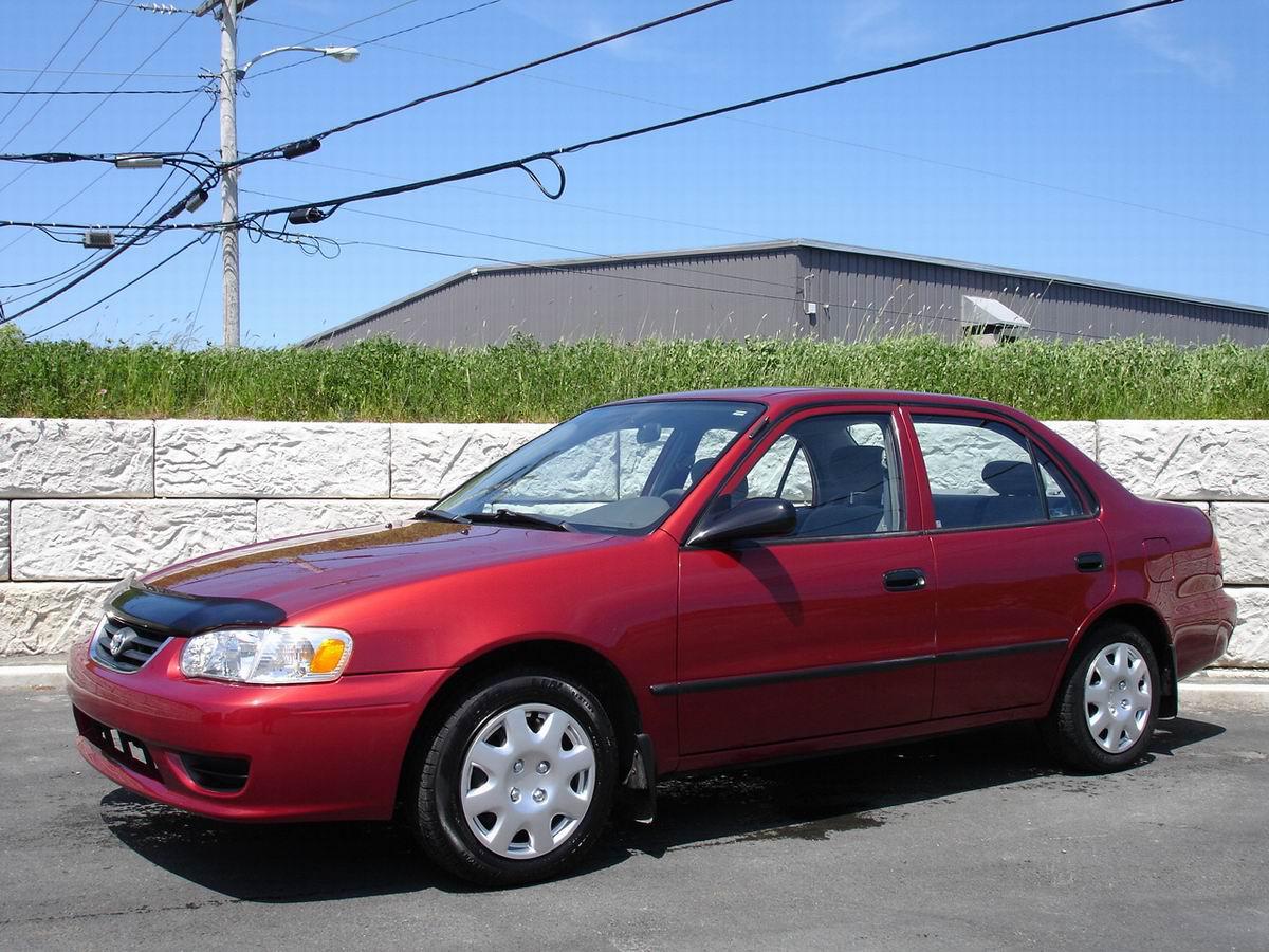 2001 Toyota Corolla (corolla2001)